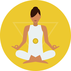 where the  Manipura chakra is located in the body