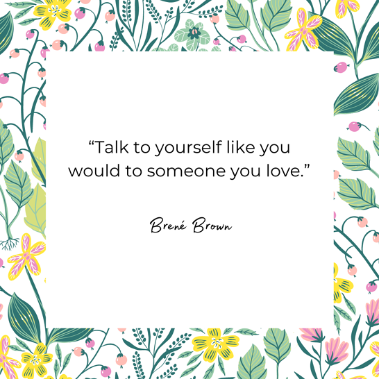 brene brown favorite quote
