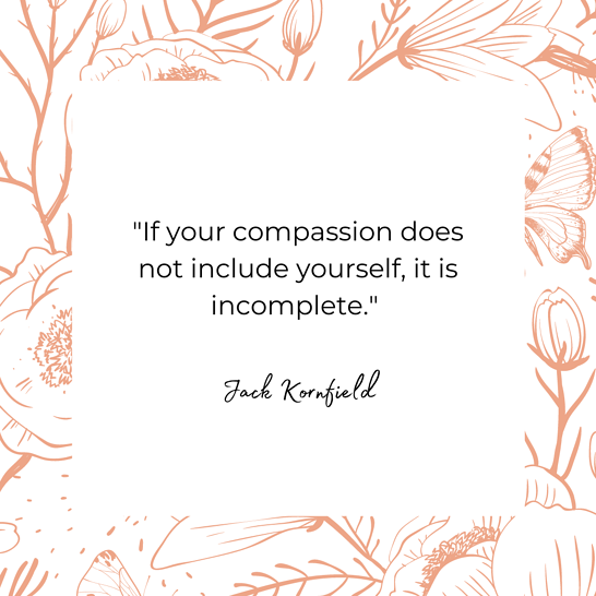 jack kornfield quote