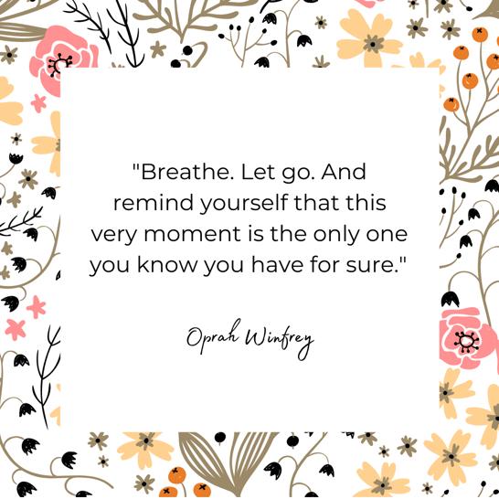 oprah winfrey favorite quote