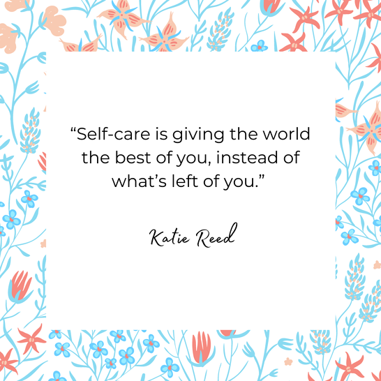 Katie Reed quote