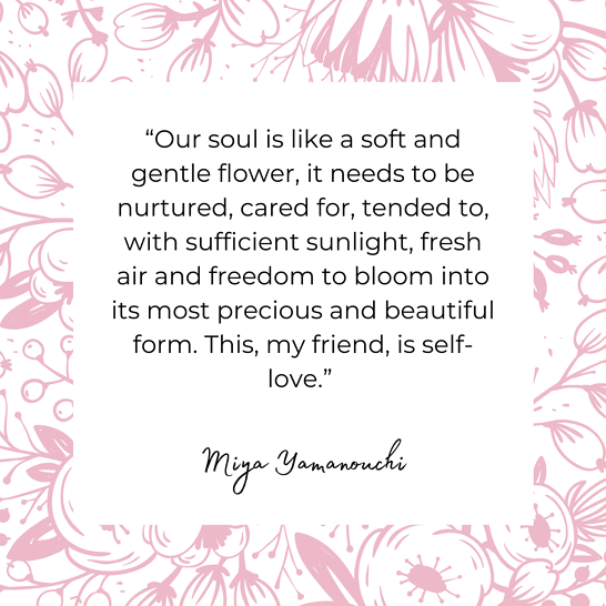 Miya Yamanouchi quote