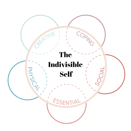 the indivisible self