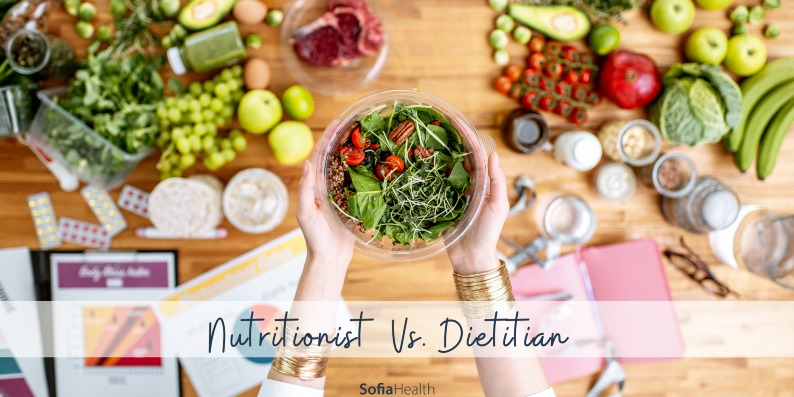 Nutritionist Vs Dietitian: What Is The Difference?