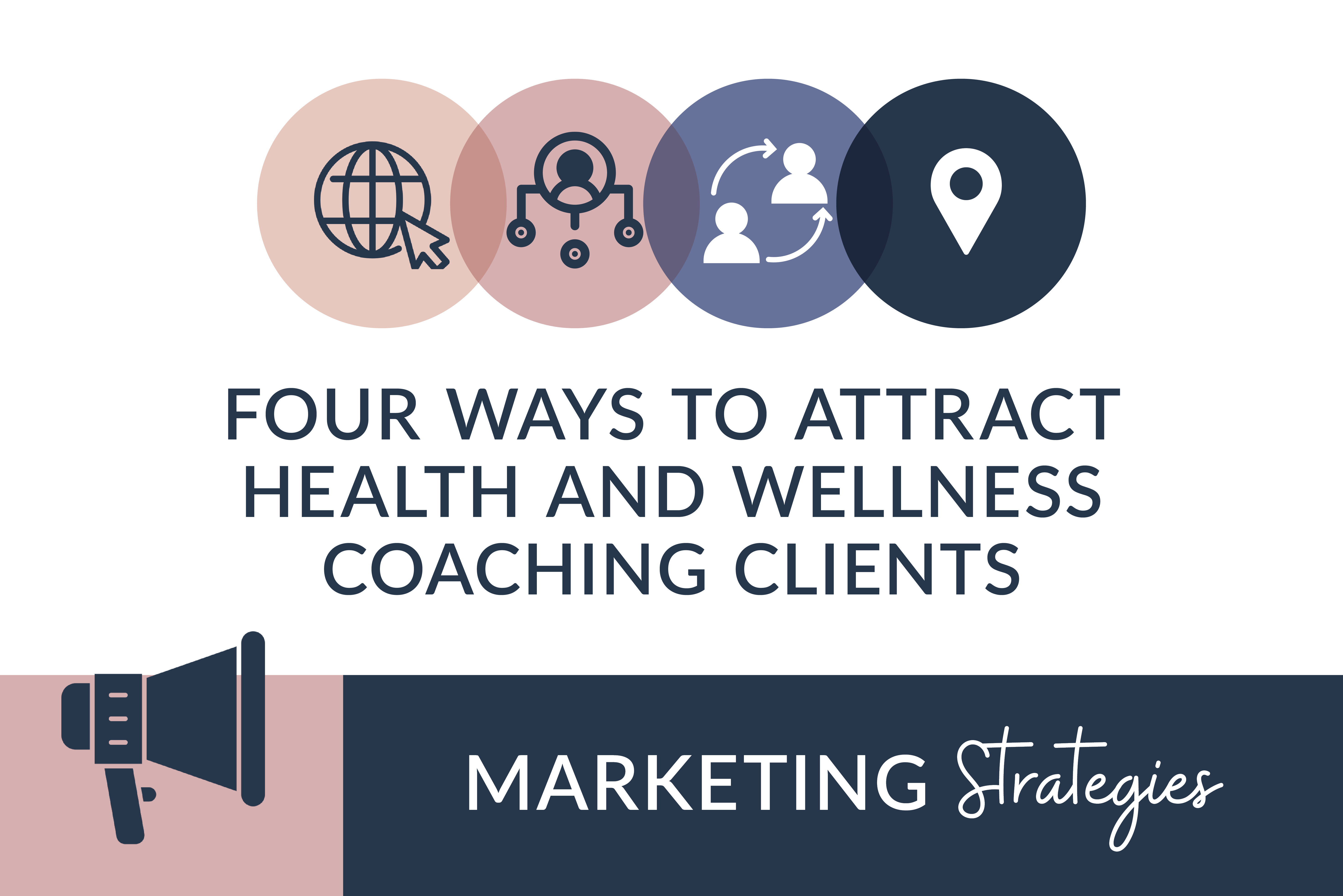 Four Ways to Attract Health and Wellness Coaching Clients