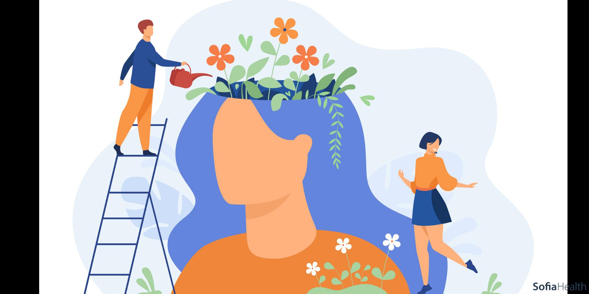 The Five Pillars of Mental Health